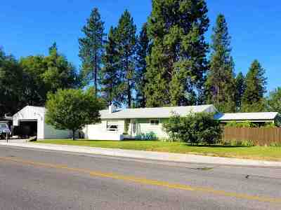Spokane Valley Single Family Home For Sale: 1008 S Park Rd