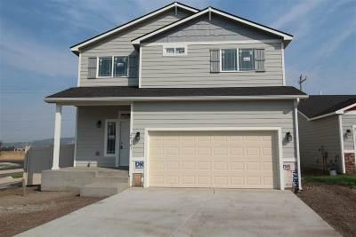 Spokane Valley Single Family Home For Sale: 20107 E 1st Ave