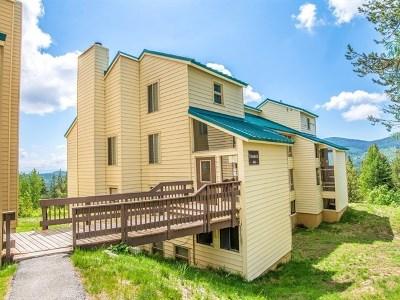 Mead Condo/Townhouse For Sale: 28600 N Mt Spokane Park Dr #309