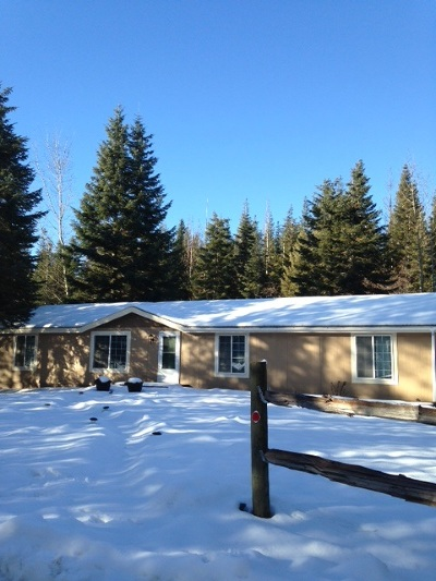 Mobile Home For Sale: 6920 W Dahl Rd