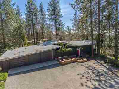 Spokane Single Family Home For Sale: 5811 S Perry St