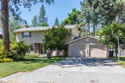 Spokane, Spokane Valley Single Family Home For Sale: 4522 S Magnolia St