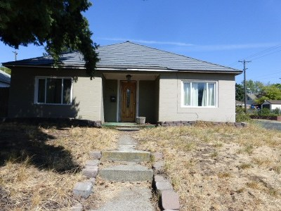 Single Family Home For Sale: 1604 W Gordon Ave