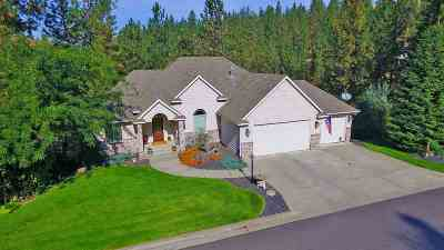 Spokane Single Family Home For Sale: 9611 N Seneca Dr