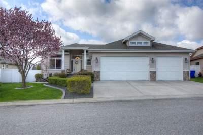 Spokane Valley Single Family Home For Sale: 906 S Shelley Lake Ln