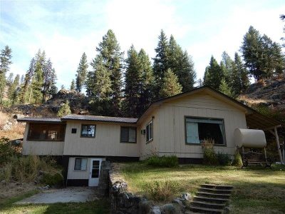 Spokane County, Stevens County Single Family Home For Sale: 2787 Deep Lake Boundary Rd