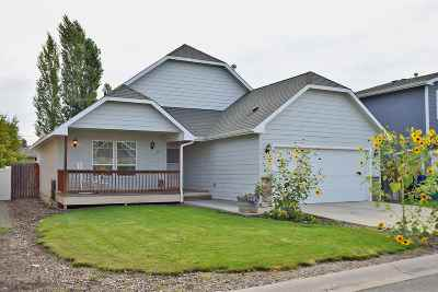 Spokane Valley Single Family Home For Sale: 27 S Arties Ln