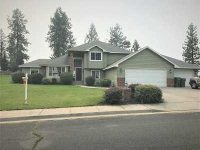 Spokane Single Family Home For Sale: 8010 N Valerie St