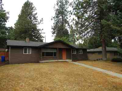 Spokane Single Family Home Chg Price: 7007 N Whitehouse St