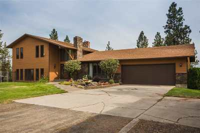 Cheney Single Family Home For Sale: 11317 S Chalet Dr