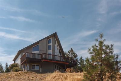 Spokane Single Family Home For Sale: 21606 N Hazard Rd