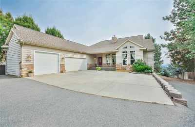 Spokane Single Family Home For Sale: 8650 N Cedar Rd