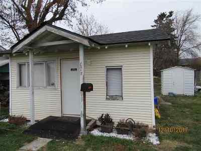 Spokane Single Family Home Chg Price: 1517 E Providence St
