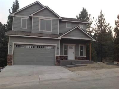 Spokane Single Family Home For Sale: 7610 E Garnet Ln
