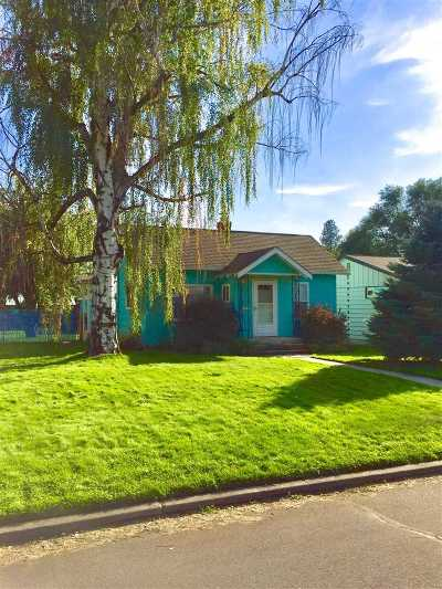 Single Family Home New: 3327 W Heroy Ave