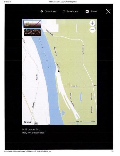 Usk Residential Lots & Land For Sale: Lenora (Lot 64)