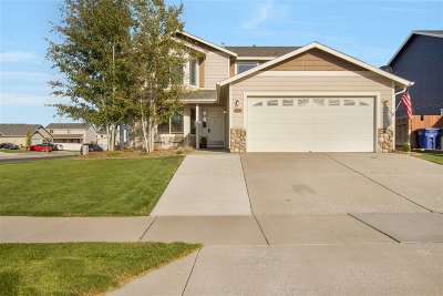Cheney Single Family Home For Sale: 6615 S Lucas St