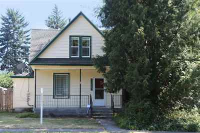 Spokane Single Family Home For Sale: 1121 W Alice Ave
