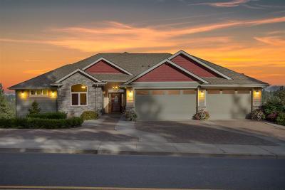 Spokane Single Family Home For Sale: 7526 N Cedar Rd