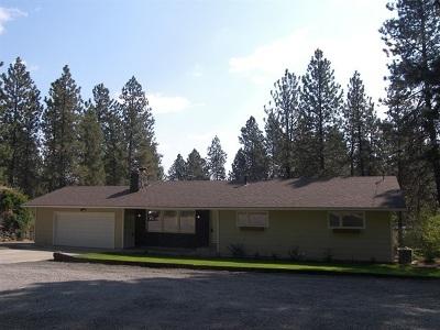 Spokane Single Family Home For Sale: 3511 W Rosamond Ave