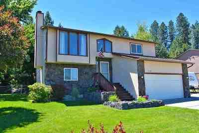 Spokane Single Family Home New: 11308 E Sundown Dr