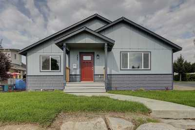 Spokane Single Family Home New: 727 E Walton Ave
