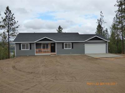 Single Family Home New: 28820 W Long Lake Rd