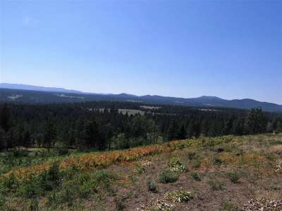 Bonner County, Pend Oreille County Residential Lots & Land New: Regal