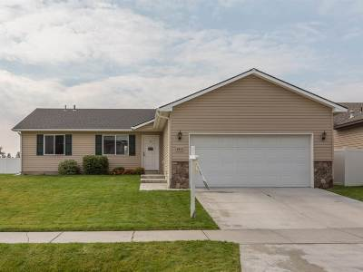 Spokane Single Family Home New: 4510 S Caranation Rd