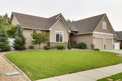 Spokane Single Family Home New: 7812 N G St