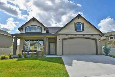 Spokane Single Family Home New: 5506 S Chaperon Peak Dr