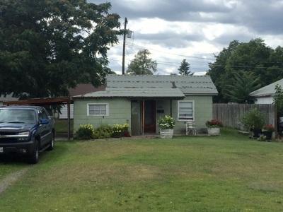 Spokane Single Family Home For Sale: 4911 N Crestline St