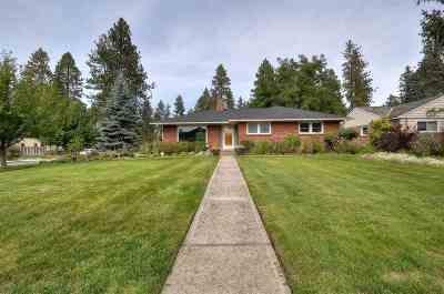 Spokane Single Family Home New: 3428 S Manito Blvd