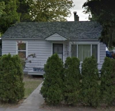 Spokane Single Family Home For Sale: 5312 N Ash Ave