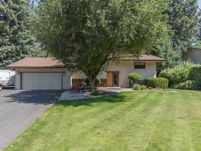 Spokane Valley Single Family Home New: 2715 S Timberlane Dr