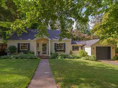 Spokane, Spokane Valley Single Family Home For Sale: 511 W 16th Ave