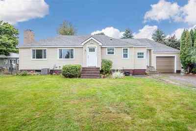 Spokane Valley Single Family Home New: 11610 E 6th Ave