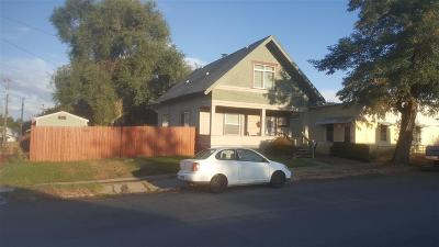Spokane Single Family Home New: 2408 N Walnut St