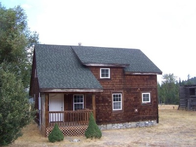 Spokane County, Stevens County Single Family Home For Sale: 1622 H Clugston Onion Creek Rd
