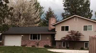 Spokane Valley Single Family Home New: 11616 E Lenora Dr