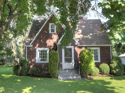 Spokane Single Family Home New: 8023 E Upriver Dr