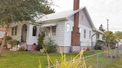 Spokane Single Family Home New: 2804 W Fairview Ave