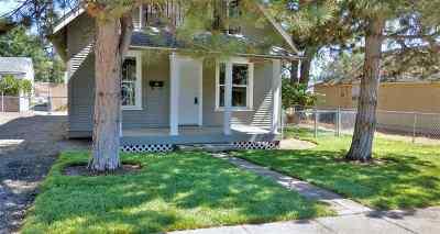 Spokane Single Family Home New: 417 S Haven St #419 S Ha