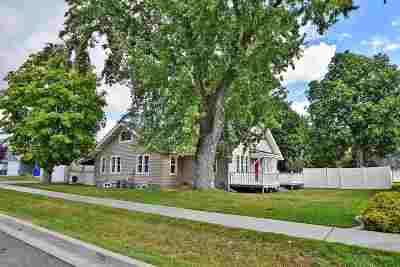 Spokane Valley Single Family Home New: 406 N Timberlane Rd