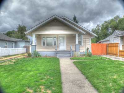 Spokane Single Family Home New: 5919 N Regal St