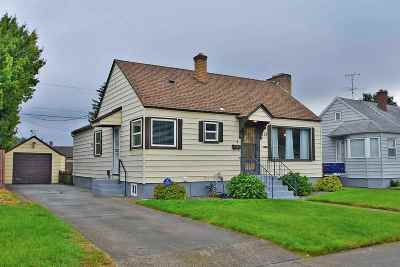 Spokane Single Family Home New: 218 E Garland Ave #Not a bu