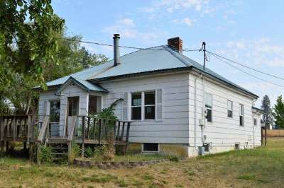 Colbert WA Single Family Home Ctg-Inspection: $119,950