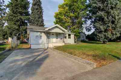 Single Family Home For Sale: 4727 N Lincoln St
