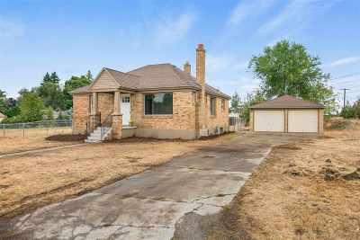 Spokane Valley Single Family Home Ctg-Inspection: 2406 N Ella Rd