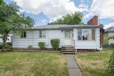Spokane Single Family Home New: 1942 E Marshall Ave